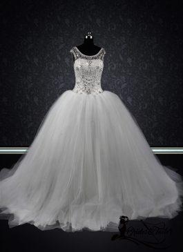 beach dreams wedding dress