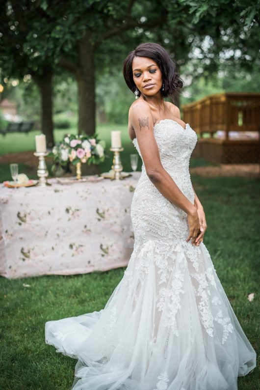 mermaid wedding dress Brides & Tailor